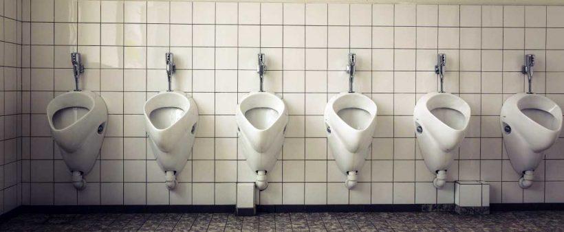 urinario sin agua